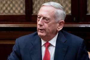 US Defence Sec Jim Mattis seeks to maintain balance of power in...