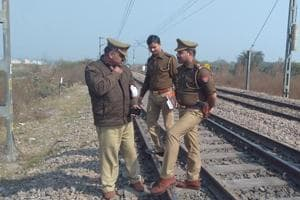 Ghaziabad: 30-year-old booked for damaging rail track, UP-ATS to probe