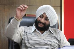 My hands are tied, I am unable to deliver: Mohali mayor Kulwant Singh