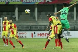 Gokulam Kerala pass Chennai City test with flying colours in I-League