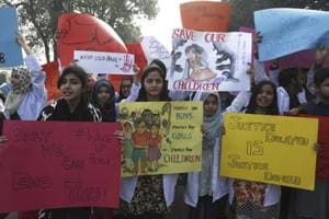 Two key suspects in Pakistani minor's rape-murder arrested