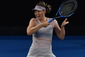 Australian Open: Maria Sharapova inspired by Serena Williams to get...