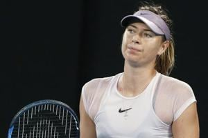 Maria Sharapova knocked out of Australian Open tennis by Angelique...