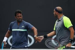 Leander Paes-Purav Raja crash out of Australian Open men's doubles