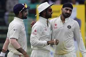 Virat Kohli's India didn't gain anything playing Sri Lanka: Harbhajan...
