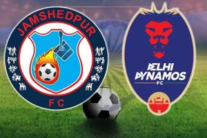 Jamshedpur FC vs Delhi Dynamos FC, Indian Super League, live score