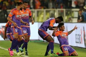 FC Pune City dished out a dominating performance to defeat defending...