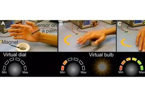 Researchers develop electric 'skin' that lets you remotely control...