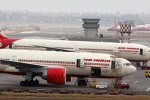 Home ministry to hire Air India planes to ferry security men deployed...