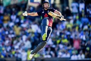 Jos Buttler century sets up maiden ODI series win for England in...