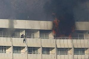 Taliban attack on Kabul's Intercontinental Hotel ends after 13 hours,...