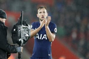 Tottenham Hotspur play out 1-1 draw against Southampton in Premier...
