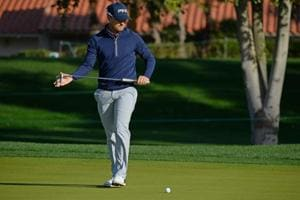 Austin Cook leads, Jon Rahm in contention at California CareerBuilder...