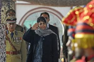 In pics: Passing out parade of new recruits of J&K Police