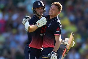 Eoin Morgan says Jos Buttler's innings the difference maker for...