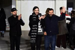 Paris Fashion Week: Designers  rally to support press freedom from...