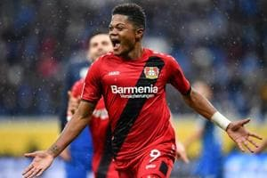 Bayer Leverkusen rise to second, RB Leipzig drop to third with loss to...