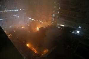 Mumbai restaurant blaze: Kamala Mills director, fire officer and...