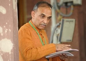 "At an event in Aurangabad, Satyapal Singh said that  Charles Darwin's theory of evolution of man was ""scientifically wrong and needs to be changed in school and college curriculum""."