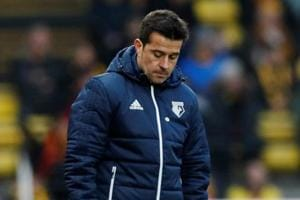 Premier League club Watford fire manager Marco Silva