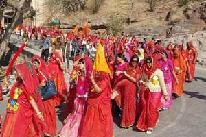 Ban Padmaavat or give us nod to end life, say Rajput women in...