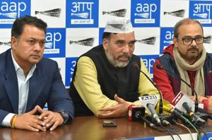 AAP MLAs disqualification: BJP welcomes President's decision, Congress...