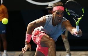 Australian Open: Rafael Nadal weathers blast from pocket rocket Diego...