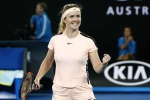 Contender Elina Svitolina races past Denisa Allertova at Australian...