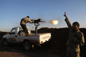 Ten civilians killed in Turkish attack on Kurd-held Syrian region:...