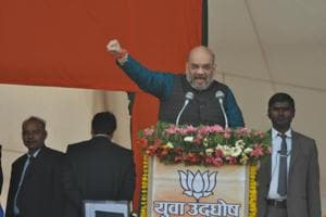 Amit Shah launches BJP's programme targeting those who will become...