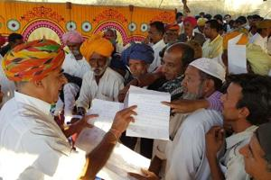 Eligible people not getting benefit of govt schemes: Rajasthan MLA