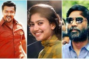 Sai Pallavi on a roll, starts shooting for films with Suriya and...