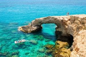 Planning a holiday for Valentine's Day? Head to Cyprus, mythical...