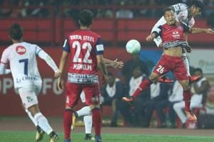 Jamshedpur FC staged a remarkable recovery after being two goals down...