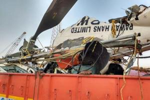 Black box of crashed Pawan Hans chopper sent to France