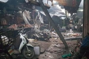 Bomb in market in Thailand's south kills 3, wounds 18: Security...