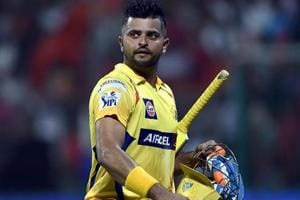 Suresh Raina credits IPL side Chennai Super Kings for making him a...