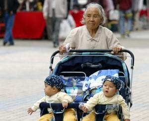 Birth rate falls in China despite two-child policy, baby-boom doesn't...