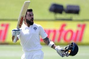 Virat Kohli not great until he scores runs in England, says Michael...