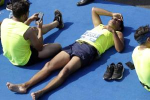 Mumbai Marathon: Hospitalised runners out of danger