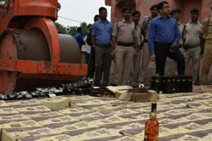 Over 1.29 lakh arrests in Bihar for violating liquor ban