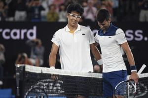 Novak Djokovic stunned by Chung Hyeon in Round 4 of Australian Open