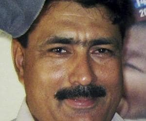 In this July 9, 2010 file photo, Pakistani doctor Shakil Afridi is photographed in the Jamrud tribal area, Khyber region of Pakistan. Afridi who reportedly used a vaccination scam to identify Osama bin Laden's home, has been languishing in jail since the al-Qaida leader was killed by US Navy Seals in 2011.