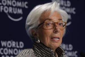 IMF chief Christine Lagarde warns world leaders against being...