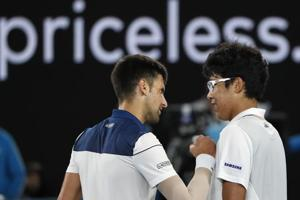Chung Hyeon's shock win vs Novak Djokovic headlines Day 8 of...