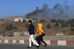 Six Ukrainians among 18 killed in Taliban attack on Kabul's...