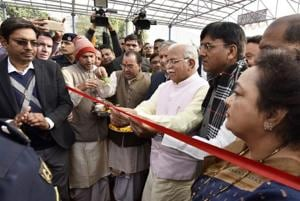 Khattar hints at govt scrapping Kherki Daula toll altogether