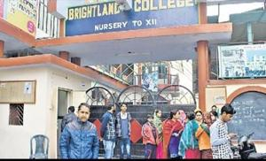 Lucknow: DIoS recommends de-affiliation of  Brightland School