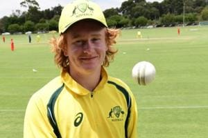 ICC U-19 Cricket World Cup: Lloyd Pope creates history as Australia...