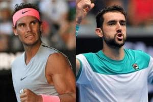 Australian Open tennis: 'Marin Cilic has the game to beat Rafael...